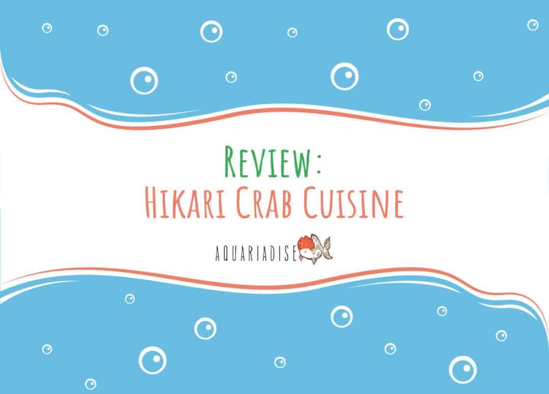 Review Hikari Crab Cuisine