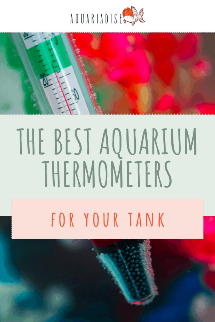 Best Aquarium Thermometers