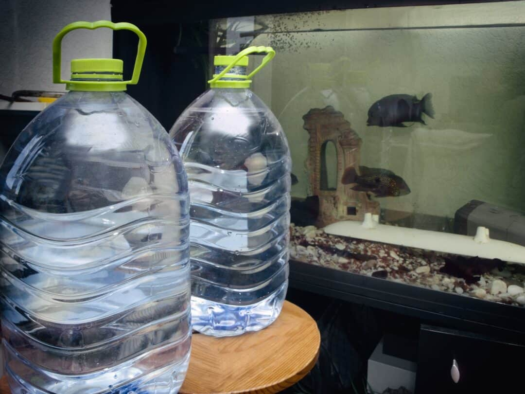 Distilled Water For Aquarium